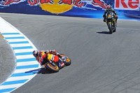 MotoGP Estados Unidos 2013: Marc Márquez llega líder con Jorge Lorenzo y Dani Pedrosa tocados