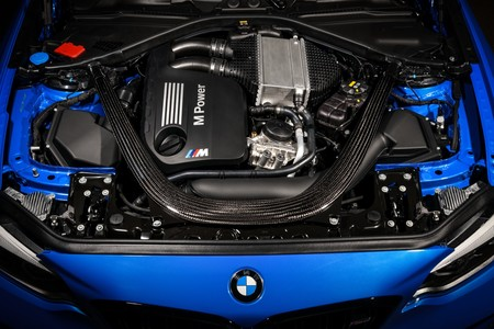 BMW M2 CS motor