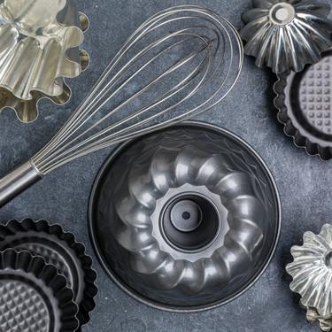 Estos son los moldes adecuados para las diferentes tartas: 47 recetas para darles buen uso