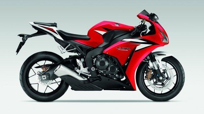 Nueva Honda CBR1000RR 2012