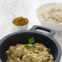 Receta rápida y sencilla de pollo al curry