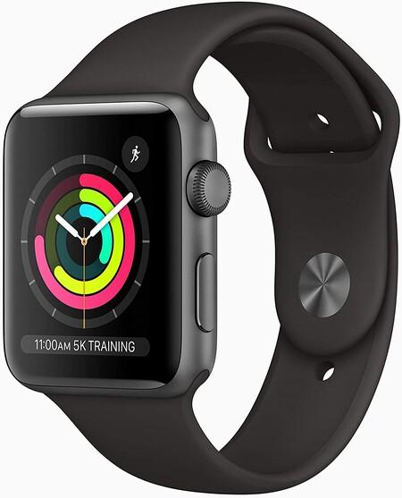Apple Watch Series 3 de oferta en Amazon México por Hot Sale 2021