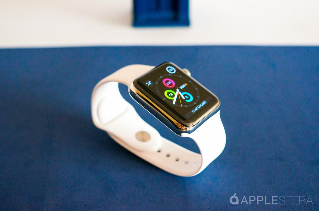 Analisis Apple Watch Series 2 Applesfera