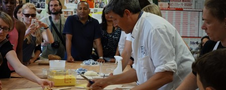 Bread Ahead School Cursos