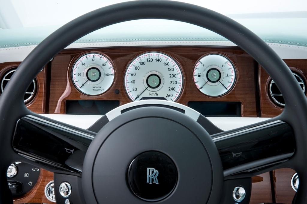 Foto de Rolls Royce Serenity (6/13)