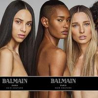 Balmain Hair Couture presenta las tendencias que querrás lucir en tu cabello esta primavera-verano 2018