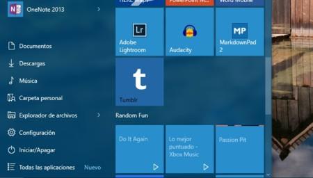 Cómo personalizar el menú Inicio de Windows 10 anclando carpetas y páginas web de uso frecuente