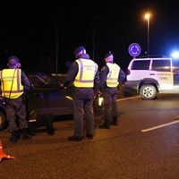 La DGT aumenta la vigilancia de los desplazamientos en Semana Santa: la Guardia Civil realiza más controles nocturnos