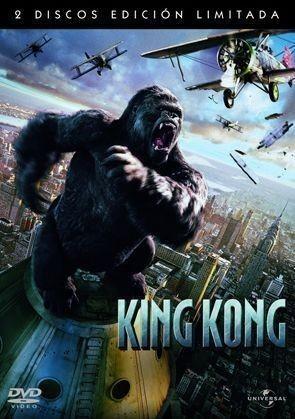 'King Kong' en DVD. Podría nacer 'El hijo de Kong'