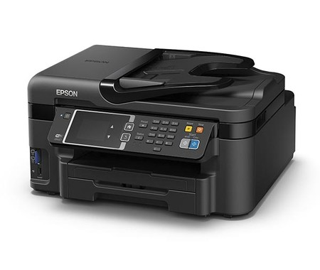 Epson Workforce 2