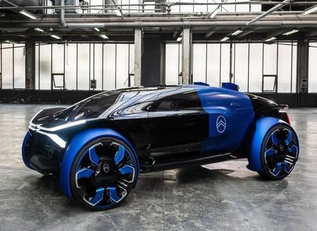 Citroën 19 19 Concept: el nuevo OVNI del sector automotriz
