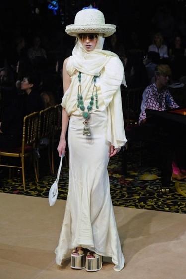 Vivienne Westwood Primavera-Verano 2012: Desaliño de lujo