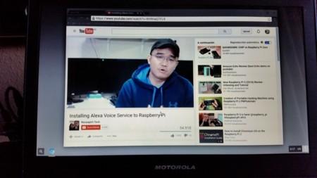 También podremos ver vídeos en YouTube si los vídeos están a 480p