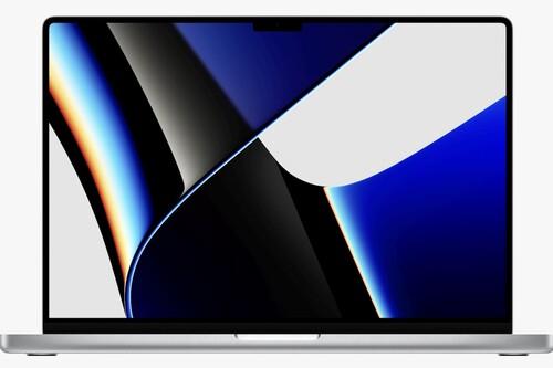 Apple pega fuerte con el nuevo MacBook Pro de 16 pulgadas, su chip M1 Max, un 'notch' y MagSafe