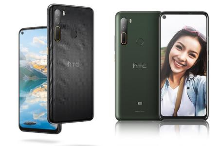 HTC Desire 20 Pro y HTC U20 5G: vuelta a la gama media premium con cámara cuádruple y el primer móvil 5G de la casa