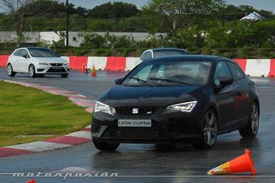 SEAT León Cupra 2015 – Toma de contacto