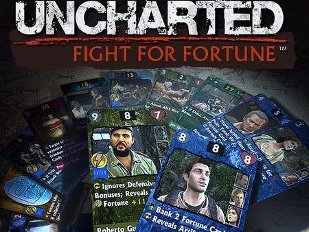 El nuevo 'Uncharted: Fight For Fortune' de PS Vita luce así