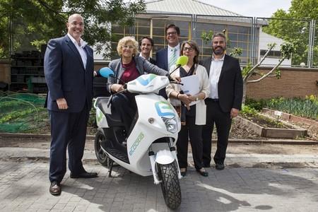 Moto Electrica 008