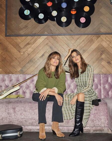 Este es el look de Sara Carbonero en la nueva campaña de Slowlove que más de una va a desear tener en el armario