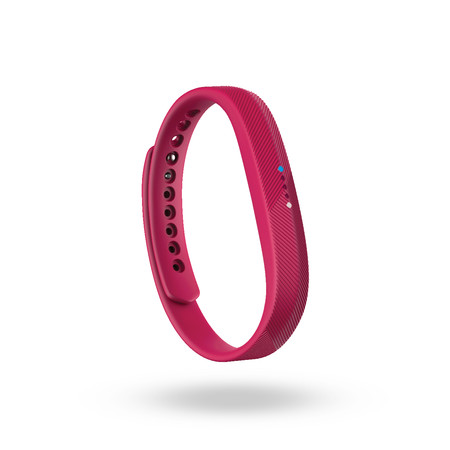 Fitbit Flex 2 Magenta Text Notification