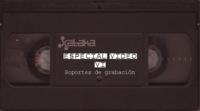 Soportes de grabación: Cintas, tarjetas y HDD. Especial video (VI)