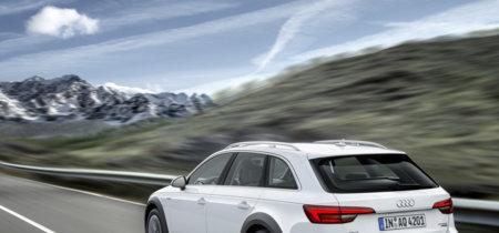 El motor 2.0 TDI reduce el precio del Audi A4 Allroad hasta los 45.330 euros