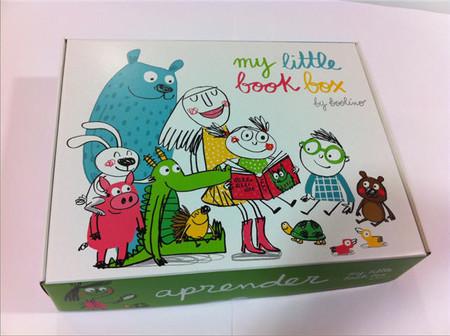 My Little Book Box: nace un nuevo concepto de diversión que reforzará los vínculos familiares a través del libro