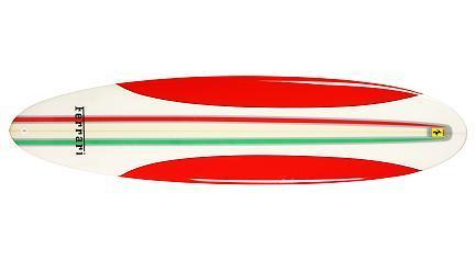 Tabla de surf Ferrari