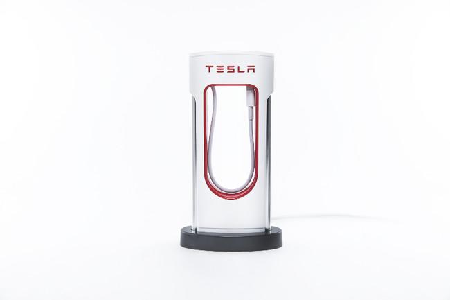 Tesla Desktop Supercharger