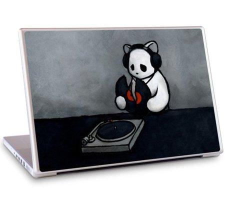 Cinco vinilos de música para tu MacBook. DJ