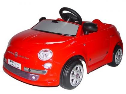 Fiat 500, para niños