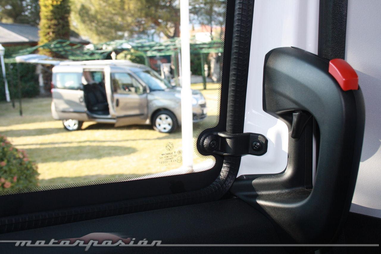 Foto de Presentación Opel Combo 2012 (28/28)