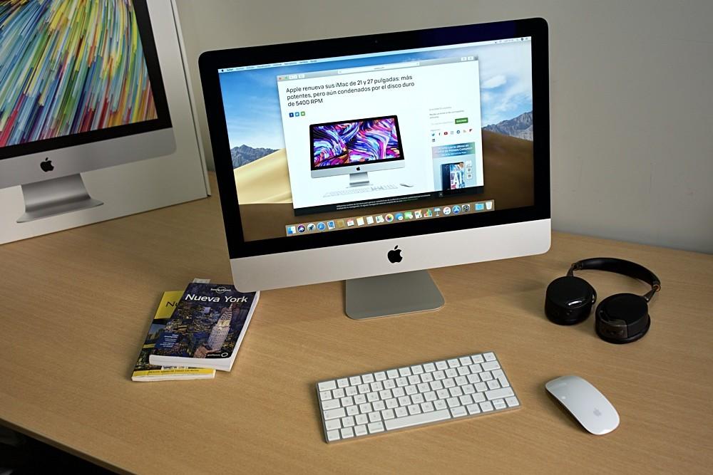 iMac 21.5 (2019), análisis. Review con características, precio y especificaciones