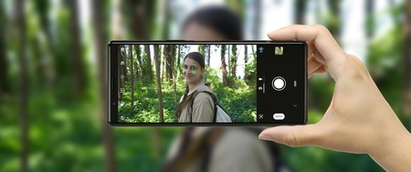 Fotografia con el Sony Xperia 5