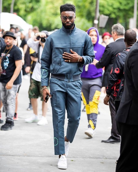 El Mejor Street Style De La Semana Paris Fashion Week Mens Spring Summer 2020 09
