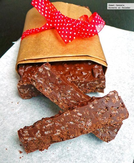 Turron Chocolate