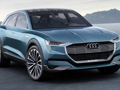 Audi e-tron quattro concept, un arsenal de tecnología que pronto veremos en las calles