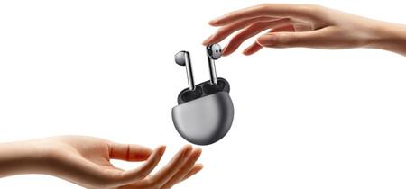 Los Huawei FreeBuds 4 llegan a España con regalo incluido: precio y disponibilidad oficiales de los nuevos auriculares TWS