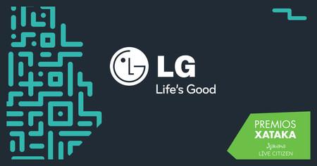 LG nos trae en primicia su último smartphone LG V30 a los Premios Xataka