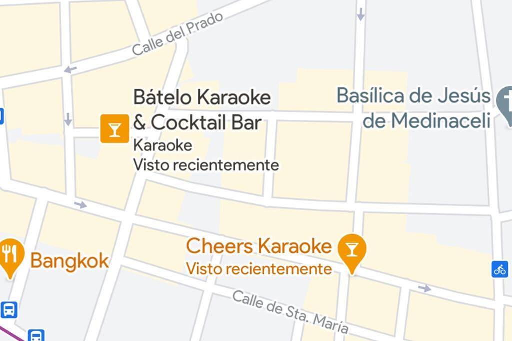 Iconos cuadrados en Google Maps: qué son y en qué se diferencian de las chinchetas de siempre