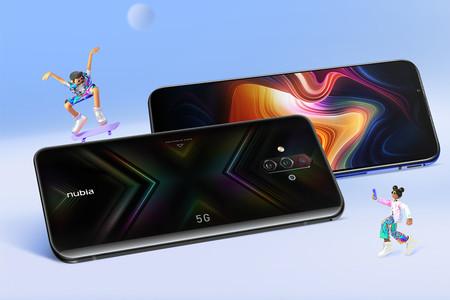 El Nubia Red Magic 5G Lite llega a España con Vodafone: precio y disponibilidad