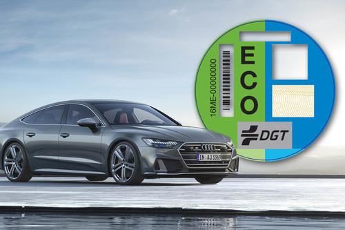 La clasificación de etiqueta 0 y ECO de los coches está rota: se está llenando de coches de combustión muy contaminantes
