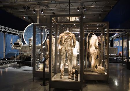 En diciembre llega a Madrid la exposición 'NASA: La aventura del espacio'
