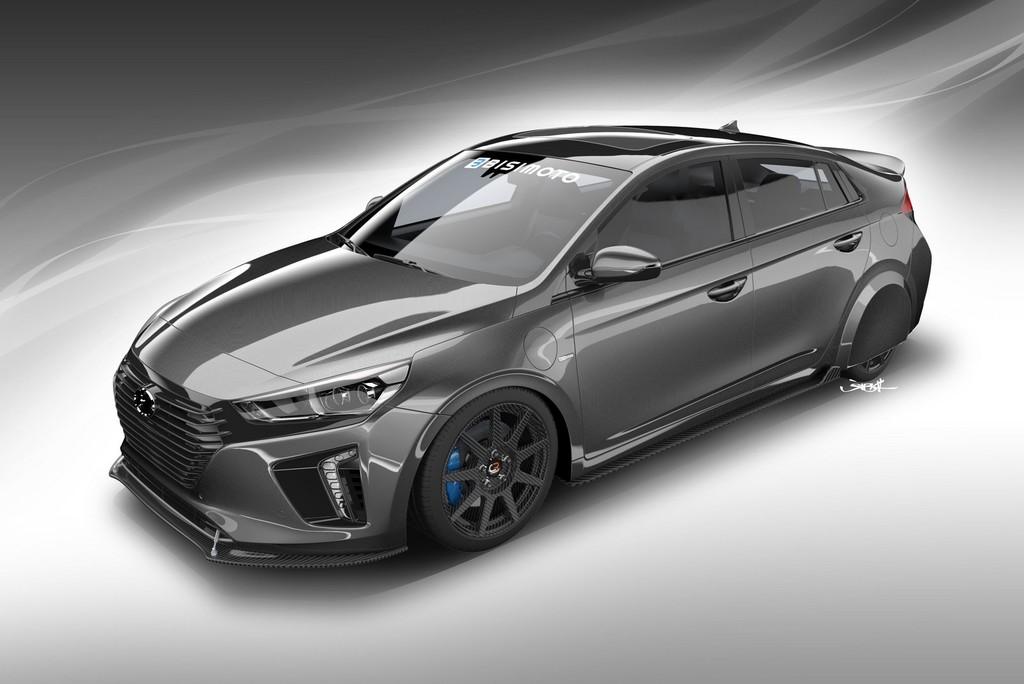Hyundai Hypereconiq Ioniq 1
