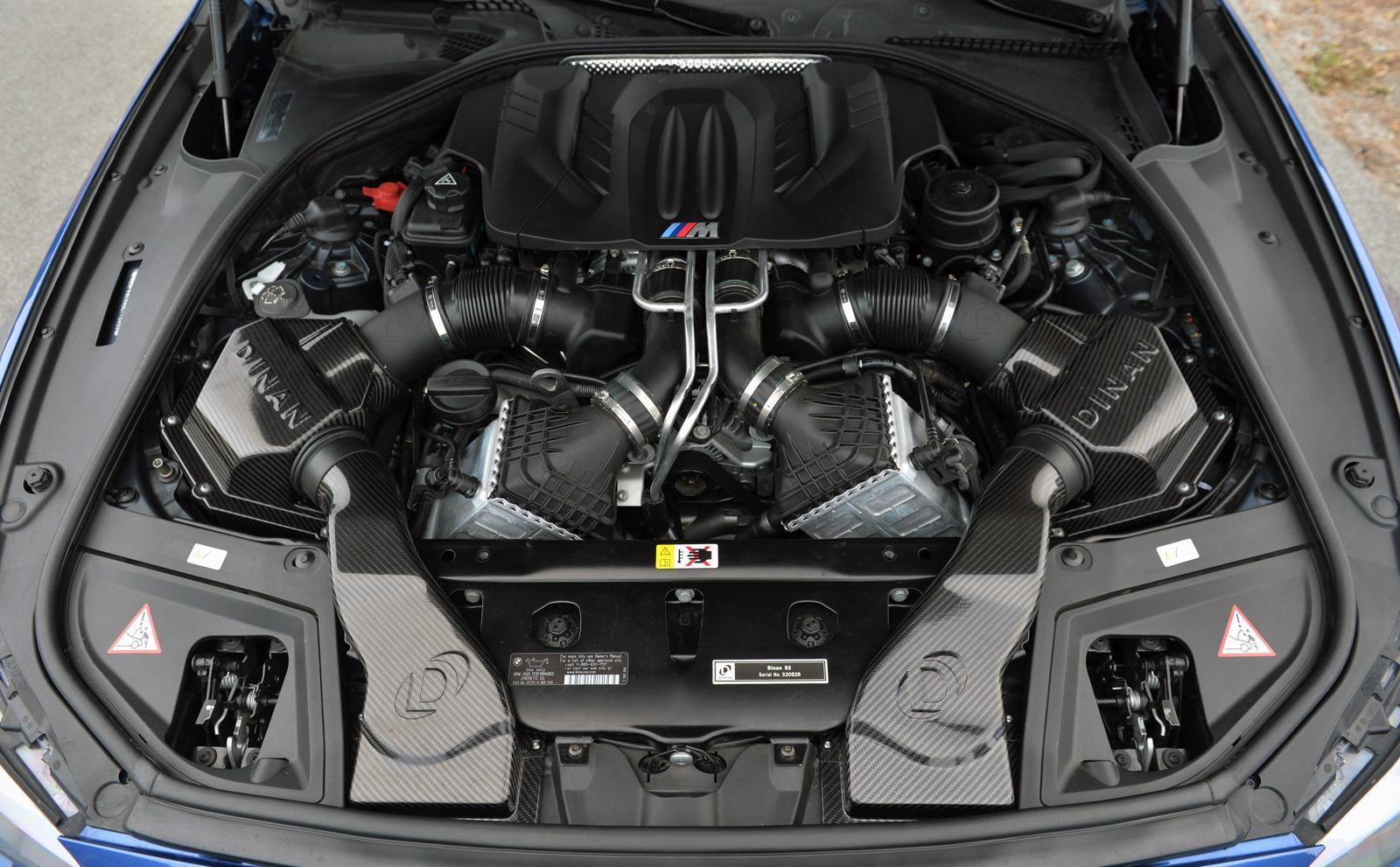 Foto de Dinan BMW M5 (11/13)