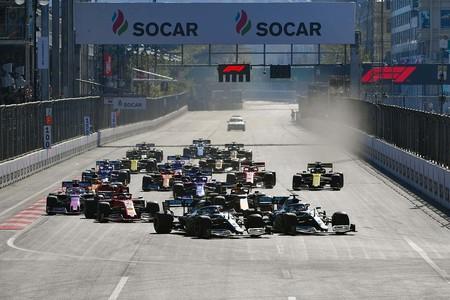 La chapucera y peligrosa organización del Gran Premio de Azerbaiyán indigna a la Fórmula 1