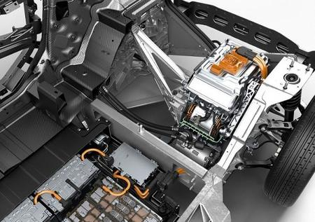 BMW i3 - batería y motor