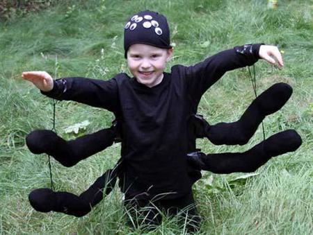 disfraz-araña