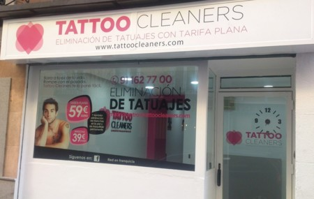Tattoo cleaners