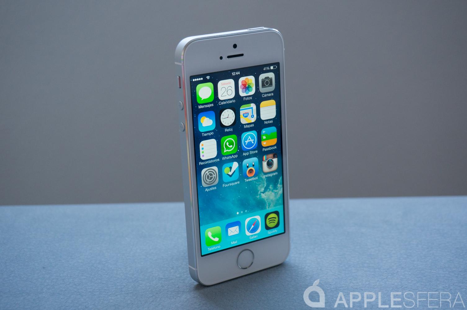 Foto de Diseño exterior del iPhone 5s (4/22)